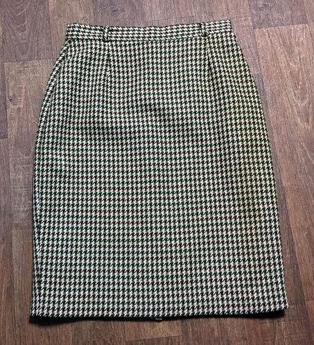 Vintage Skirts | 1980s Pencil Skirt | Vintage Clothing UK | 80s Style