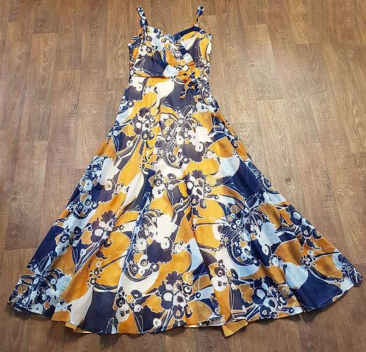 Vintage Dress | 1970s Dresses | Vintage Floral Dress | 70s Style