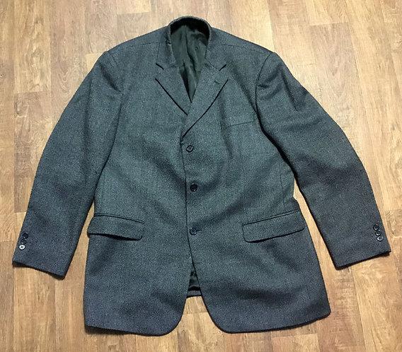 Mens Designer Vintage Pierre Balmain Wool Blazer UK Size Large