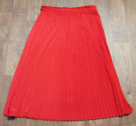 Vintage Skirt | 1980s Pleated Skirts | Vintage Clothing | Vintage Plus Size Skirt