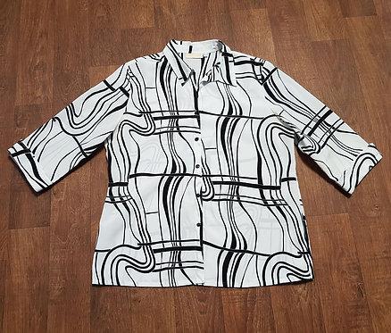 Vintage Blouse | 1980s Blouse | Vintage Clothing | Retro Shop
