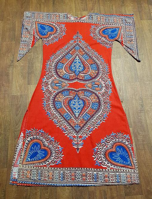 1970s Kaftan   Vintage Kaftans   Unique Clothing   retro Clothing