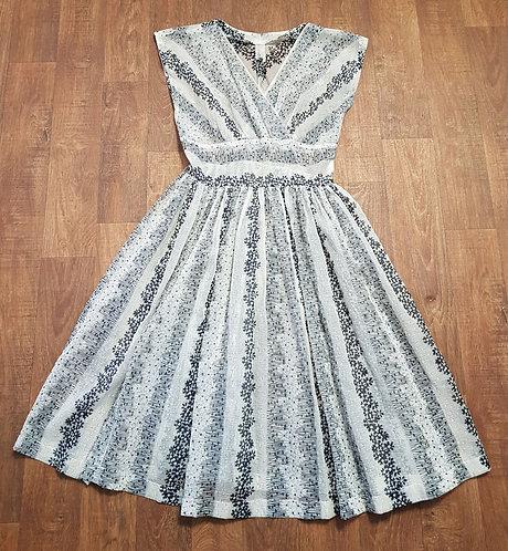 Vintage Dress | Vintage Swing Dress | 1950s Dress | Vintage Clothing