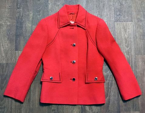 Vintage Coat | Vintage Jacket | 1960s Jacket | 60s Style