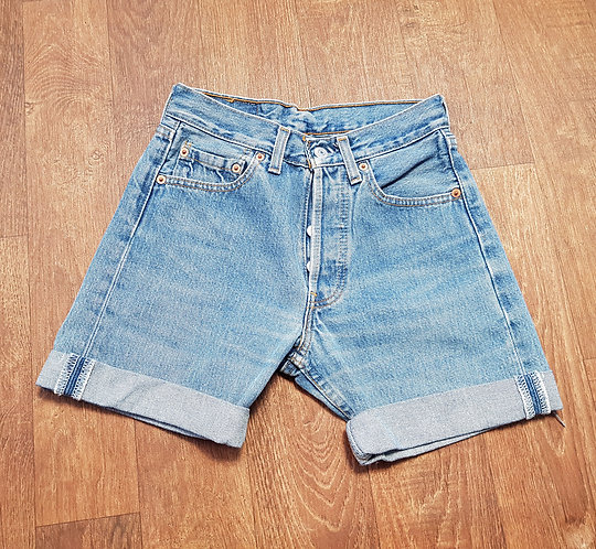 Vintage Shorts | Vintage Levi Shorts | Vintage Clothing | Retro Shop