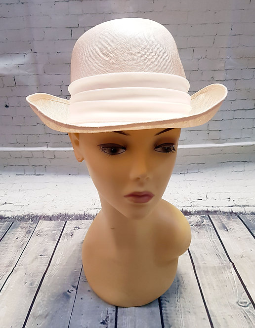 Vintage Wedding Hat | Mother of the Bride Hat | Cream Hat | Ladies hats