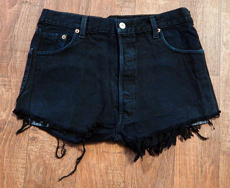 Vintage Shorts | Vintage Clothing | Retro Denim Shorts | 80s Style