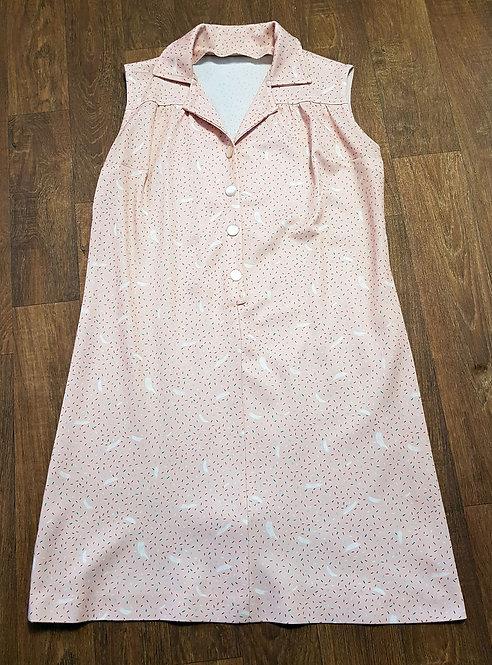 Vintage Dress   Vintage Smock Dress   1970s Dresses   70s Style