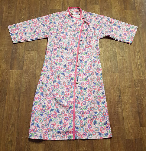 Vintage Housecoat | Vintage Clothing | Retro Housecoat | Preloved UK