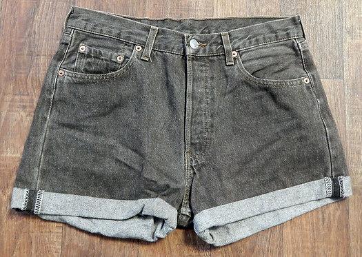 Vintage Shorts   Vintage Denim Shorts   Levi 501s   Vintage Clothing