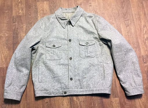Mens Vintage 1980s Roberto Verino Wool Jacket UK Size XL