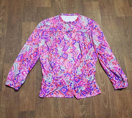 Vintage Blouse | 1970s Blouse | Vintage Clothing | Preloved UK