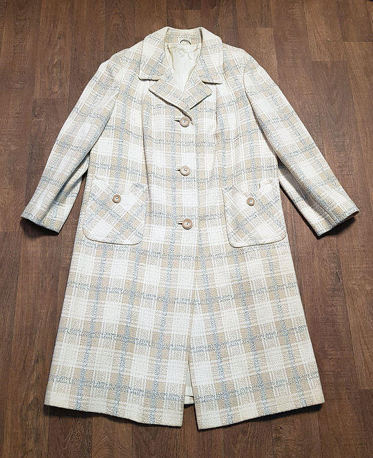 Vintage Coat | Vintage Winter Coat | Vintage Clothing | 1960s Fashion