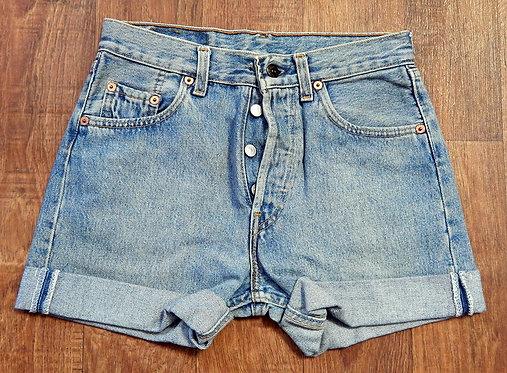 Vintage Shorts | Vintage Levi 501s | Retro Denim Shorts | Vintage Clothing