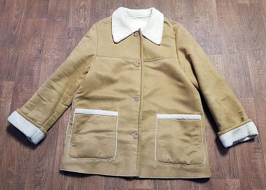 Vintage Coat | Vintage Sheepskin Coat | 1970s Coat | Vintage Clothing