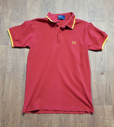 Mens Polo Shirt | Fred Perry Polo | Menswear | Eco Friendly
