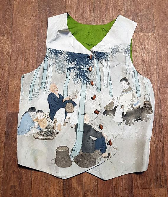 Vintage Waistcoat | Mens Waistcoat | Vintage Clothing | 60s Fashion