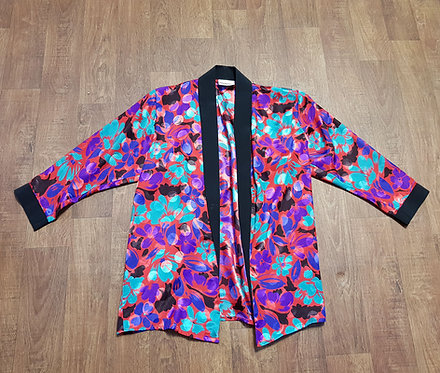 Vintage Kimono Jacket | Retro Jacket | Vintage Clothing | Eco Friendly