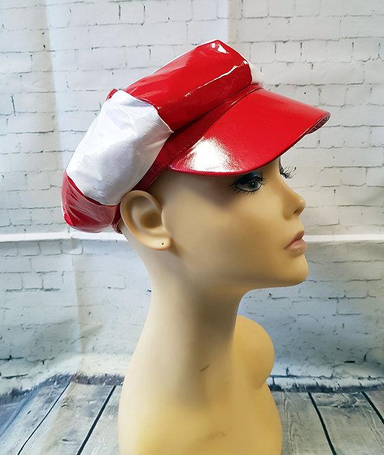 Vintage Hat | 1960s Style Hat | Vintage Accessories | Eco Friendly