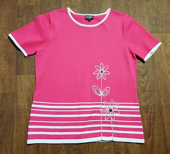 Vintage Top | Vintage Sequin Top | Vintage Clothing | Vintage T-Shirt
