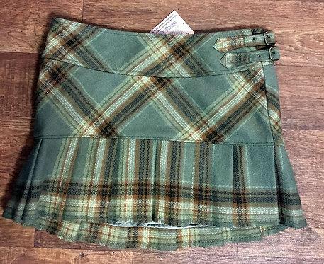 Vintage Mini Skirt | Abercrombie Skirt | 90s Fashion | Retro Skirt
