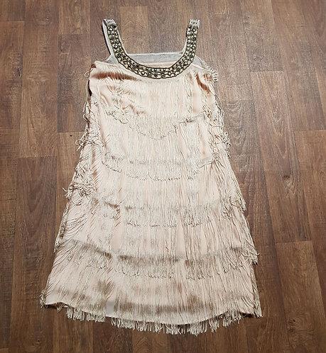 Vintage Dresses   Flapper Style Dress   Retro Clothing   Preloved UK