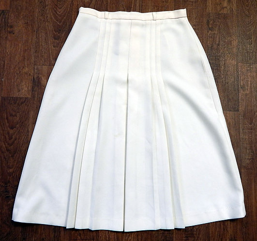 Vintage Skirt | Vintage Pleated Skirt | 1970s Skirt | Vintage Clothing