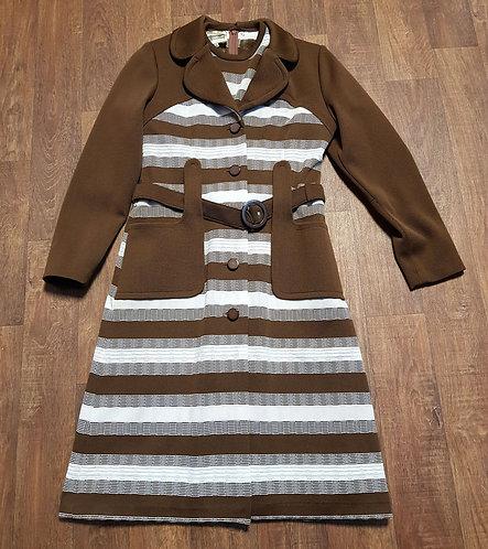 Vintage Dress | Vintage Clothing | 1970s Dress Set | Vintage Style