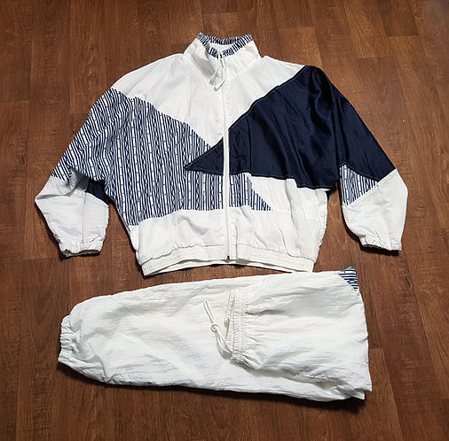Vintage Shell Suit | Vintage Clothing | Mens Shell Suit | Eco Friendly