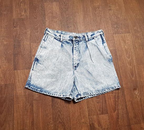 Vintage Shorts | 1980s Denim Shorts | Vintage Clothing | Preloved UK