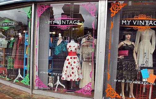My Vintage Darwen | Vintage Shop | Vintage Clothing Stores