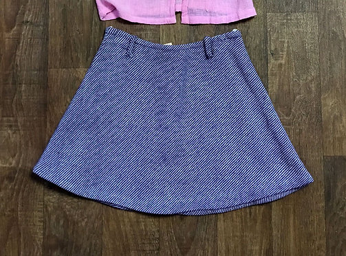 Vintage Mini Skirt | 1960s Skirt | 60s Style | Vintage Clothing