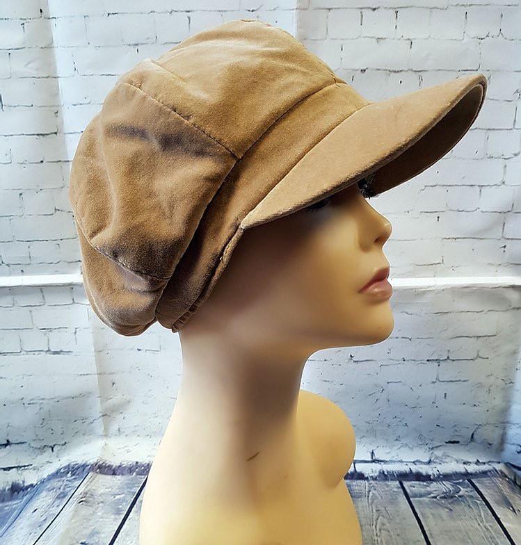 Vintage 1960s Fawn Baker Boy Hat
