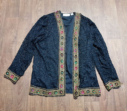 Vintage Sequin Jacket | 1980s Jackets | Vintage Clothing | Vintage Fashion