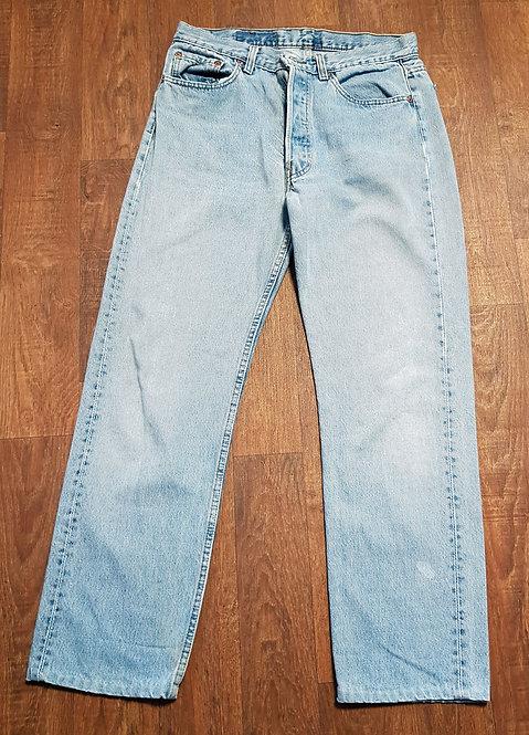 Vintage Jeans | Levi 501 Jeans | Mens Jeans | Vintage Clothing