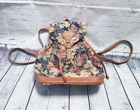 Vintage Backpack   Vintage Rucksack   Vintage Style   Unique Vintage