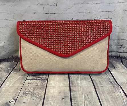 Vintage Clutch Bag | 1970s Clutch | Unique Vintage | Vintage Style