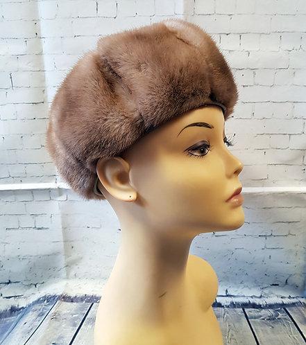 Vintage Hat | 1950s Fur Hat | Vintage Accessories | 1950s Style