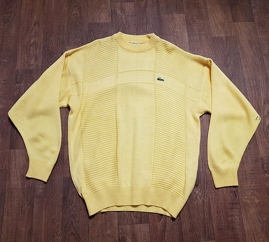 Vintage Jumper | Mens Lacoste Jumper | Menswear | Vintage Clothing