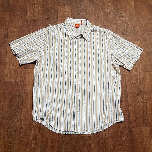 Hugo Boss Shirt   Mens Clothing   Unique Vintage   Retro Clothing