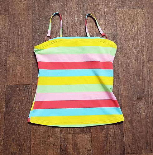Vintage Bikini Top | 1960s Vest Top | Vintage Clothing | 1960s Fashion