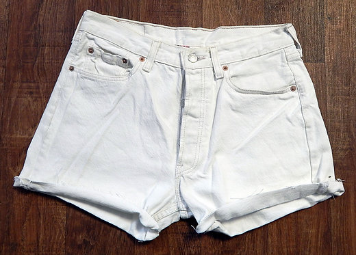 Vintage Shorts | Levi Denim Shorts | Vintage Levi's | 80s Style