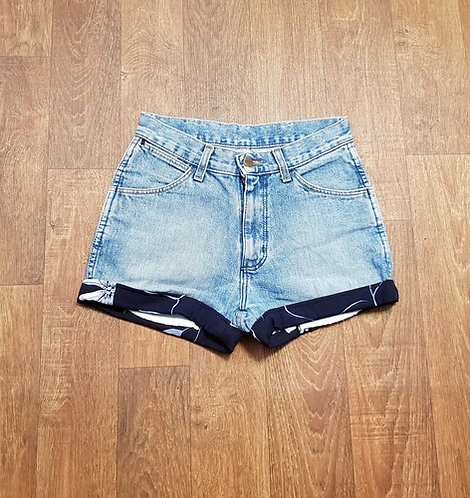 Vintage Shorts | Wrangler Denim Shorts | Vintage Clothing | Preloved UK