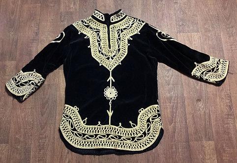 Vintage Tunic | Vintage Dresses | 1960s Brocade Tunic | Preloved UK