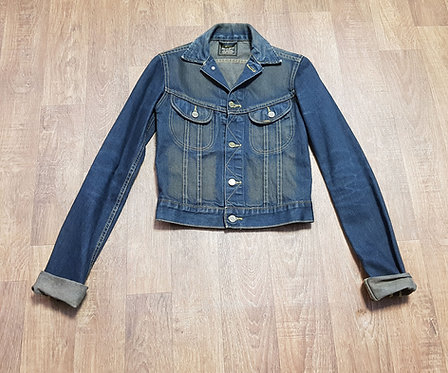 Vintage Denim Jacket | Lee Denim Jacket | Vintage Clothing | Vintage Style