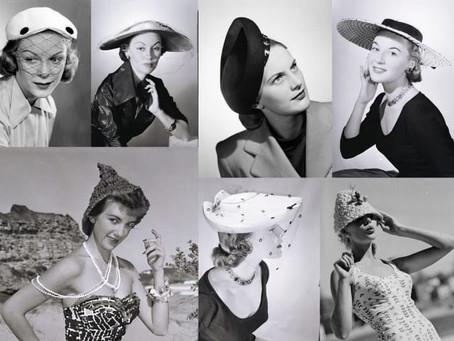 Fashion Spotlight - Vintage Hats