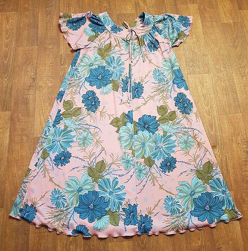 Vintage Dress   Vintage Smock Dress   Vintage Clothing   70s Style