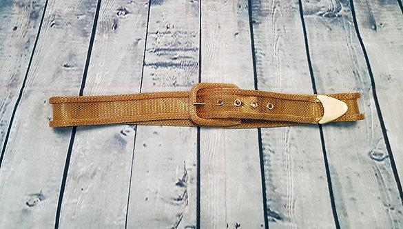 Vintage Belts | Vintage Gold Mesh Belt | 80s Style | Vintage Shop
