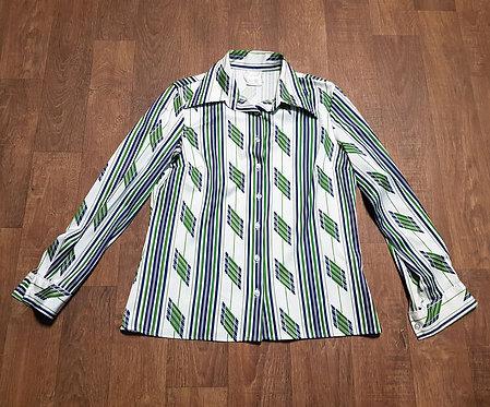 Vintage Blouse | St Michael Blouse | Vintage Clothing | 1970s Fashion
