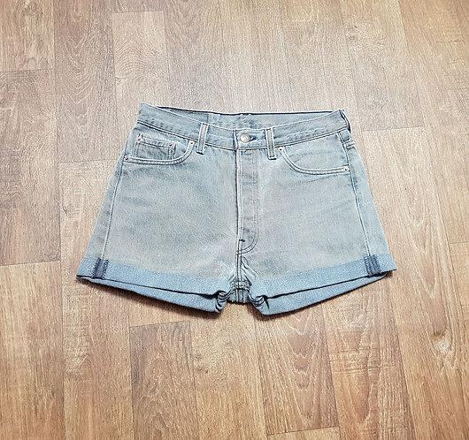 Vintage Shorts | Retro Levi 501 Shorts | Vintage Clothing | Eco friendly